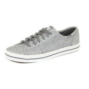 Keds Kickstart Glitter Wool Sneakers